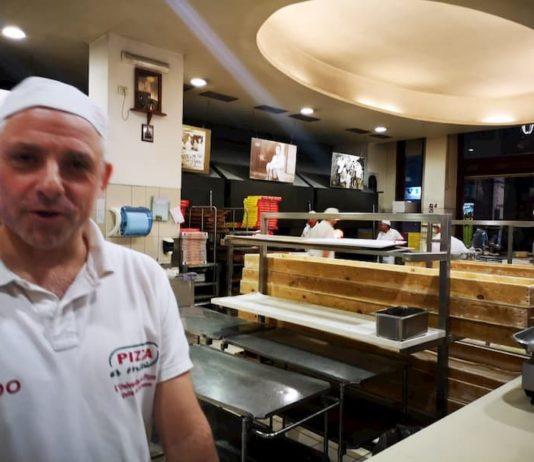 pizza a vico, premio Luigi Dell'Amura