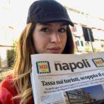 """Quotidiano Napoli, copie rubate e minacce alle strillone. Il direttore: """"Vogliono boicottarci ma non ci fermeranno"""""""
