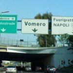Tangenziale di Napoli, chiusure dello svincolo del Vomero: date e orari