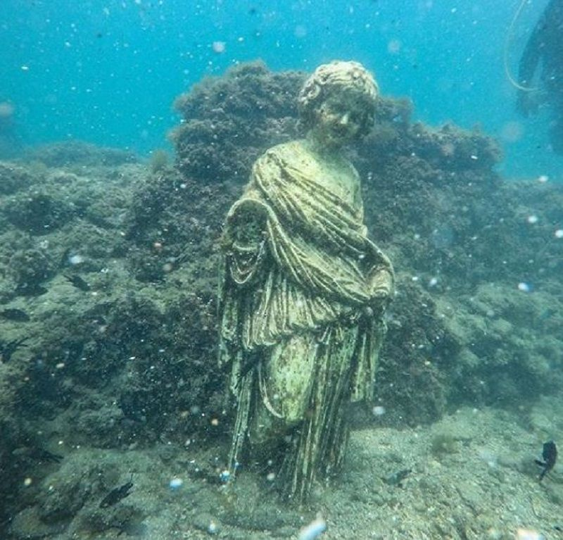 Parco archeologico di Baia ( source: Instagram )