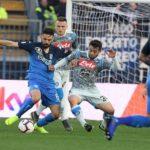 La Toscana non porta bene al Napoli, amara sconfitta contro l'Empoli