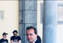 Il presidente della Campania Music Commission, Ferdinando Tozzi