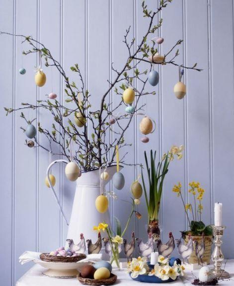 Decorazioni di Pasqua ( source: Pinterest )
