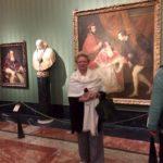 """Capodimonte, la principessa Beatrice di Borbone in visita al Museo e alla mostra """"Caravaggio Napoli"""""""