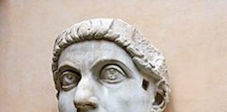 Statua dell'imperatore Costantino
