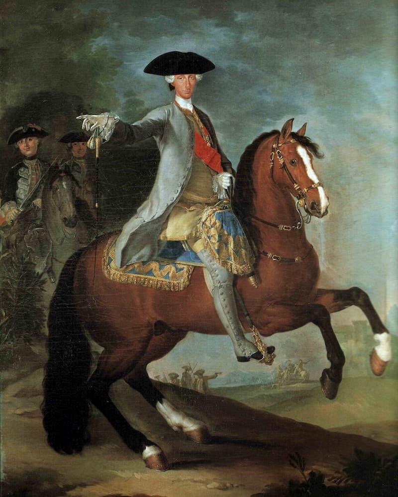 Oggi Carlo di Borbone cambiò la storia
