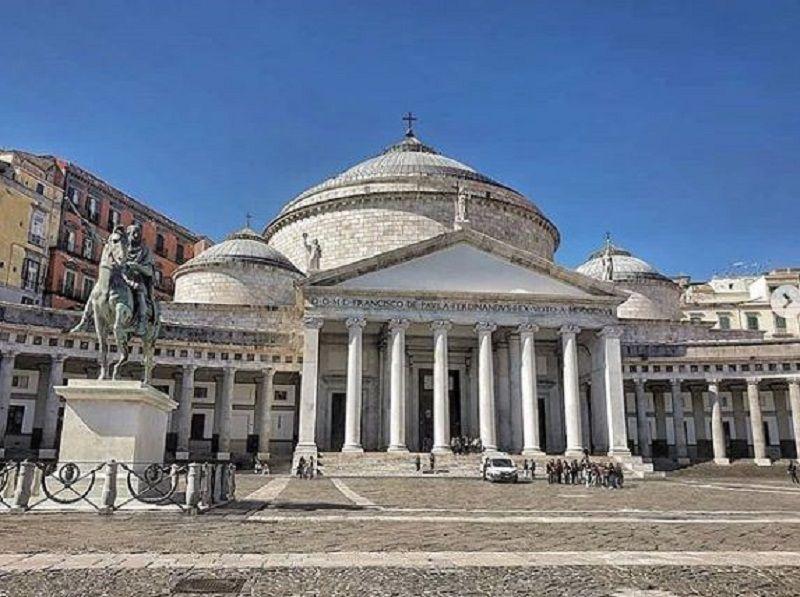 La Basilica di San Francesco da Paola da Gioacchino Murat ai giorni nostri