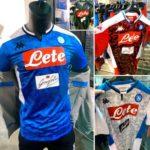 Calcio Napoli: Il 28 giugno ci sarà la presentazione della nuova maglia con main sponsor Msc