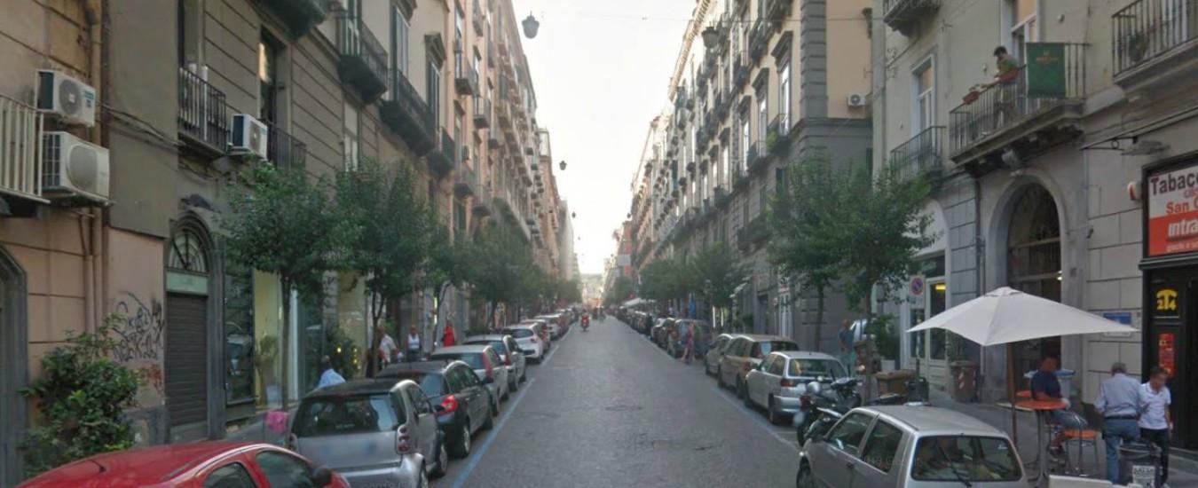 Blitz dei vigili urbani contro i parcheggiatori abusivi