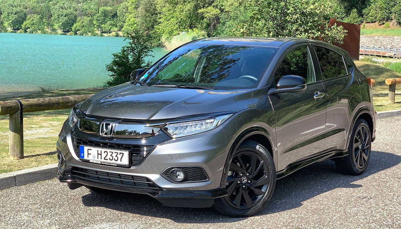 Honda HR-V Sport: un quattro cilindri turbo dal temperamento sportivo