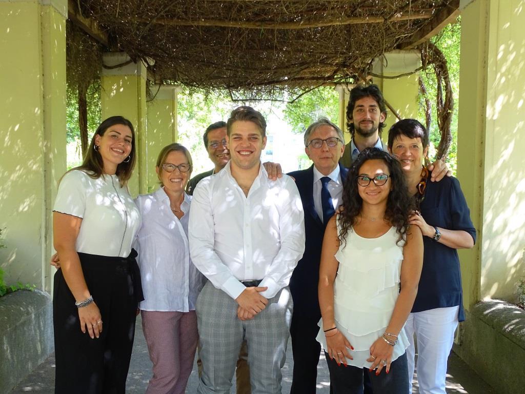 Sono napoletani i primi quattro studenti italiani con la laurea in Green Economy