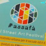 Napoli, al via le prime opere di street art del progetto #assafà