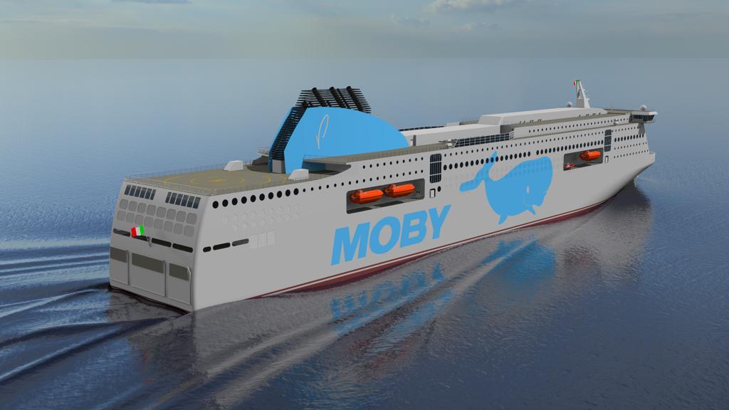 Gruppo Onorato, siglato l'accordo con Gsi per per le due più grandi navi ro-pax del mondo