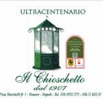 Oggi alle ore 11.30, l'inaugurazione della libreria del chioschetto di piazza Vanvitelli
