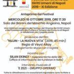 """Napoli per il popolo curdo: """"Nujin - La nuova vita"""" al Maschio Angioino"""
