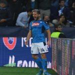 Ammutinamento Napoli : tutta la squadra contro ADL