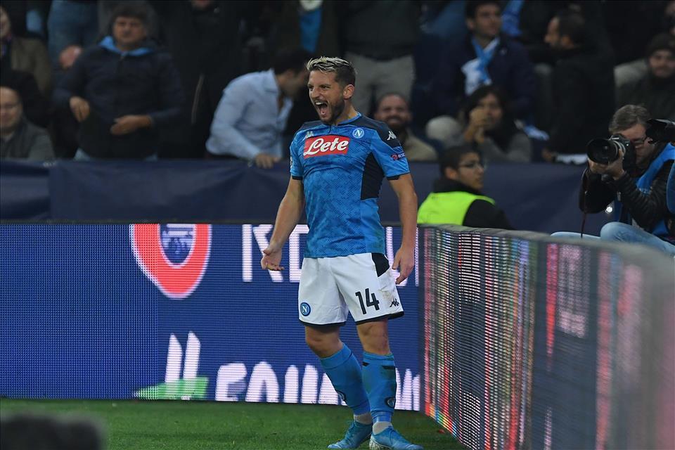 Il Napoli batte il Salisburgo alla Red Bull Arena, roccaforte della squadra austriaca