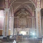 Chiesa dei Santi Cosma e Damiano: restauro quasi ultimato