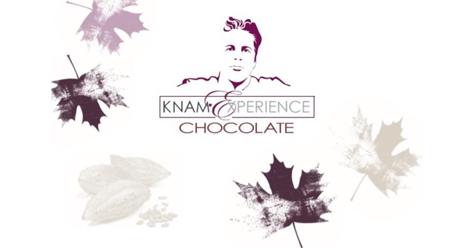 Salvatore Salvo e la sua pizza alla Knam Chocolate Experience di Milano