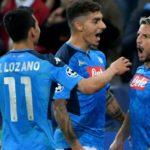 Napoli, Champions: i partenopei passano il turno se