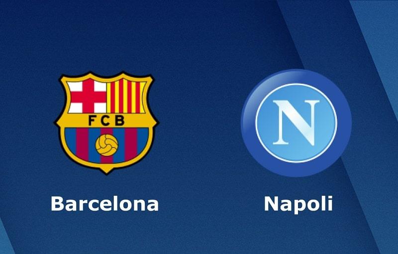Sarà Napoli – Barcellona, sfida stellare per gli ottavi di Champions League