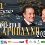 """""""Gran Concerto di Capodanno"""" V edizione, domani al Teatro delle Palme"""