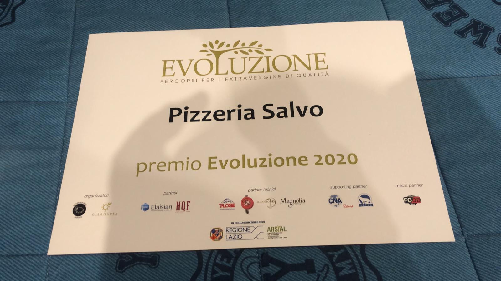 """""""Evoluzione 2020"""""""