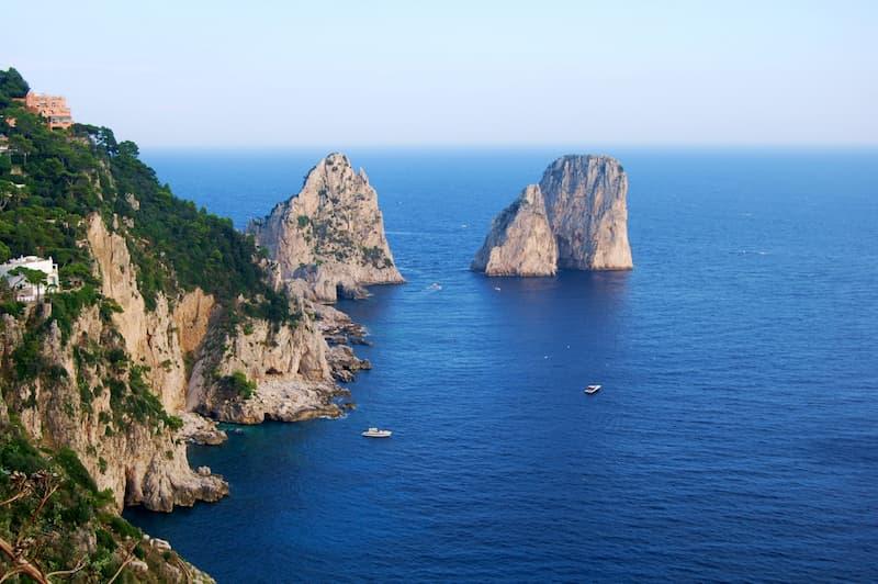 Capri: la leggenda della campanella di San Michele