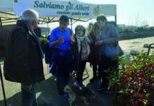Bassolino firma la petizione per il verde a Posillipo