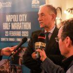 """Un mese alla Napoli City Half Marathon, Carlo Capalbo: """"Siamo già a 5mila iscritti, velocissima, Napoli piace ai runner"""