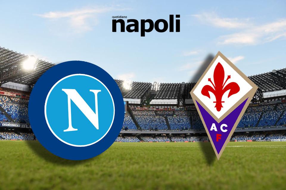 Napoli – Fiorentina: formazioni ufficiali