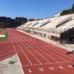 Stadio Collana, scuola di scherma e pugilato con Diego Occhiuzzi e Patrizio Oliva