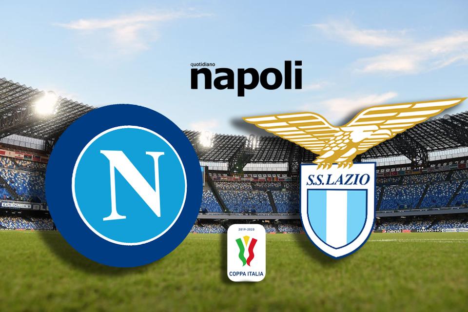 Napoli – Lazio 1-0 azzurri in semifinale di Coppa Italia