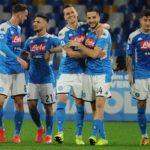 Napoli - Torino: 2-1 Manolas e Di Lorenzo a segno contro i granata