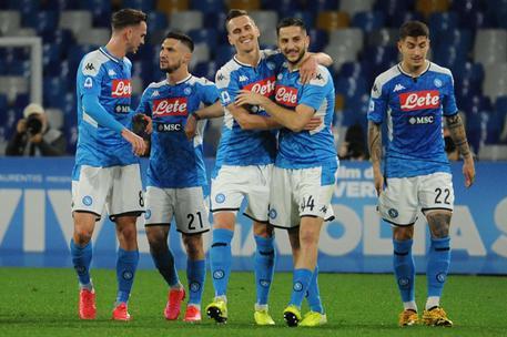 Napoli – Torino: 2-1 Manolas e Di Lorenzo a segno contro i granata