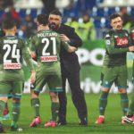 """Gattuso: """"Ci serve un filotto di vittorie L'obiettivo è arrivare a 40 punti"""""""
