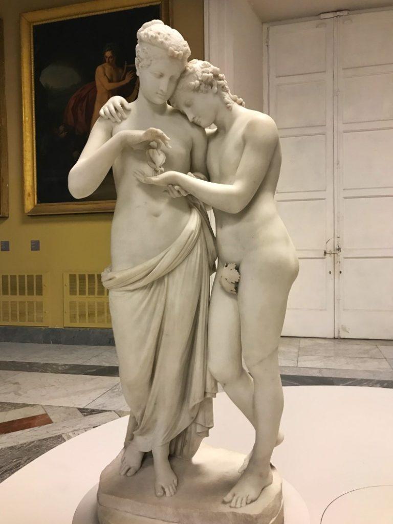 Canova e l'antico