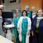 Ancos e Confartigianato cuore d'oro: donato al Santobono un ecografo