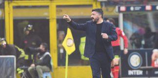 Gennaro Gattuso, tecnico del Napoli