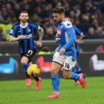 Mertens, nessuna firma con l'Inter