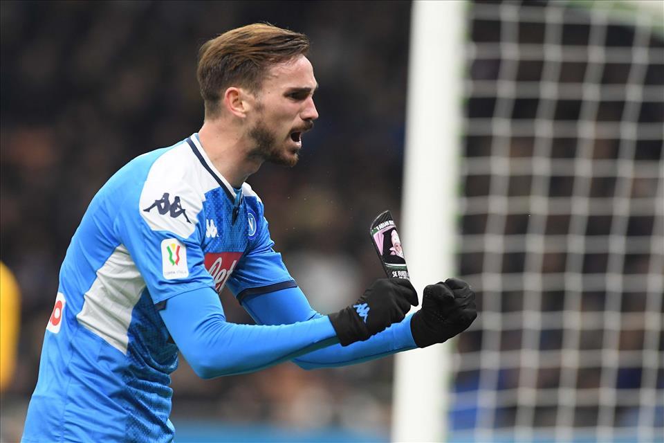 """Napoli """"double face"""", battuta l'Inter in Coppa Italia il 5 marzo il ritorno al San Paolo"""