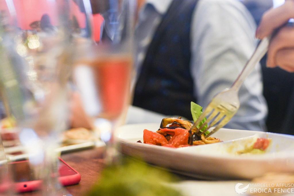 """All'""""Hostaria degli Artisti"""" i piatti della tradizione diventano funzionali Il motto di Ugo Di Paolo ed  Antonio Serra: """"Mangiare bene, per vivere bene"""""""