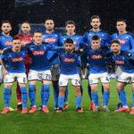 Il Napoli è sedicesimo in Europa