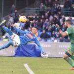 Napoli - Lecce: 2 a 3 clamoroso passo falso degli azzurri