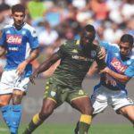 Napoli subito in campo: testa al Brescia di Balotelli