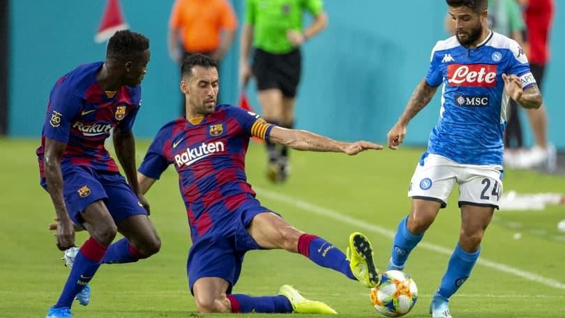 Coronavirus e il grande match Napoli-Barcellona: sarebbe stato meglio rinviarlo?