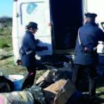 Smaltimento illecito e roghi di rifiuti: undici persone denunciate in 7 giorni