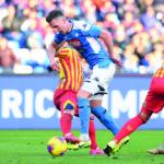 Il Napoli cade con il Lecce, ma l'arbitro ci ha messo il suo
