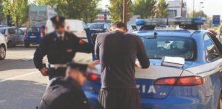 Un parcheggiatore abusivo fermato dalla Polizia