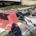 Smaltimento illecito rifiuti, altri incivili incastrati dalle telecamere